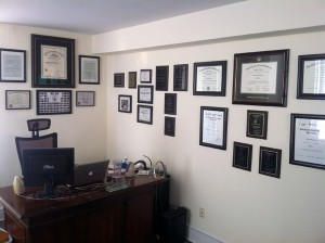 Some of our honors and awards